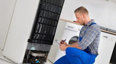 Основные плюсы ремонта холодильников на дому