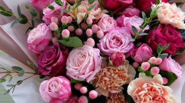 Создаем праздник – букет цветов в Киеве для любого торжества